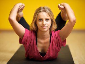 Наташа Бортниченко - преподаватель йоги