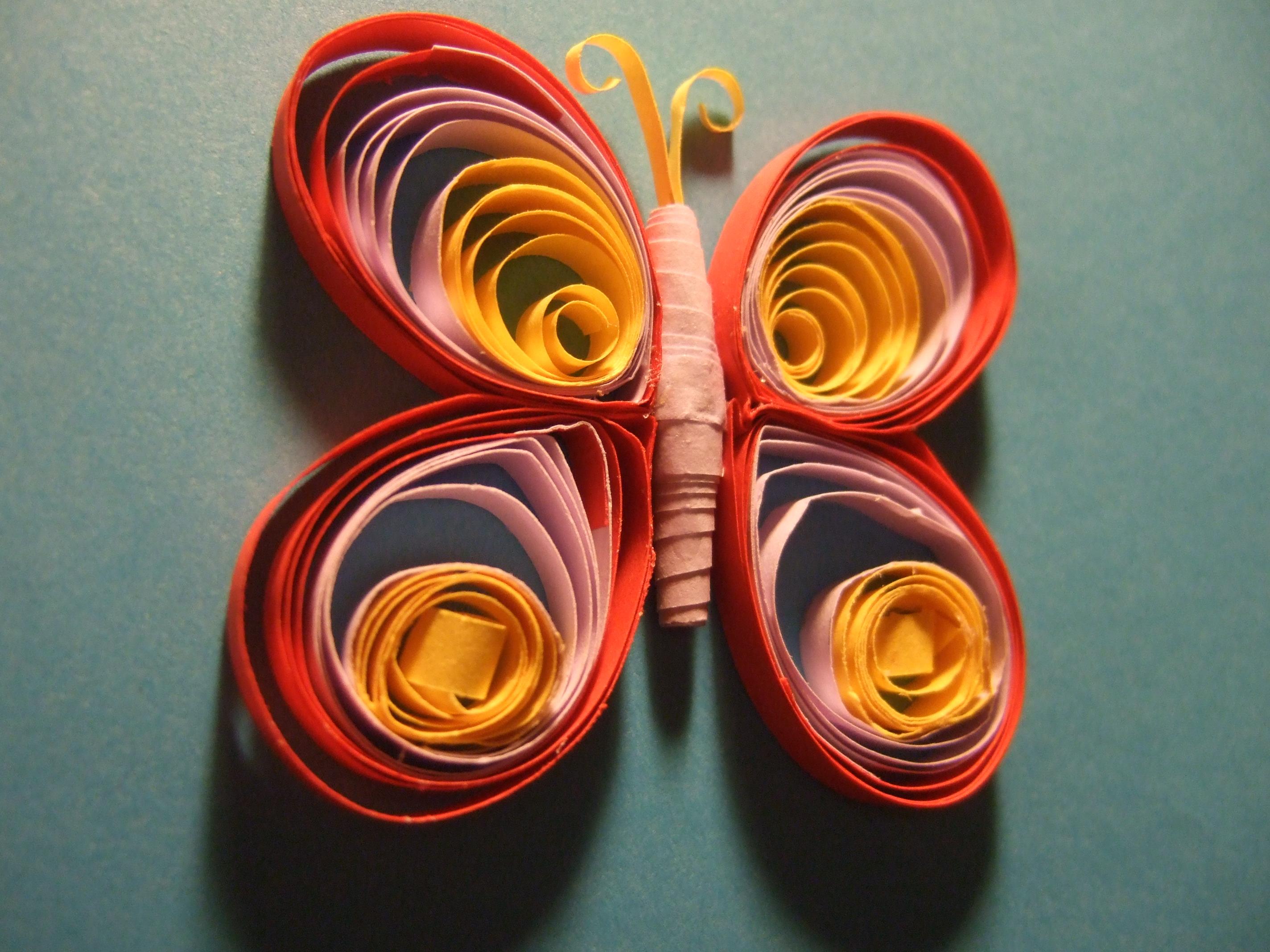 Бабочки в интерьере сделать