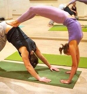 Парная йога с игорем барановым