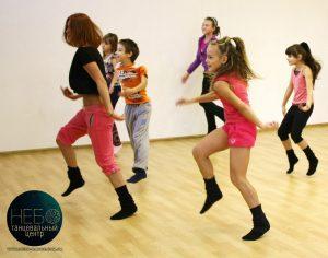 танцы дети