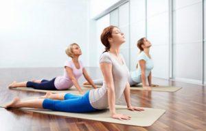 yoga-uebung