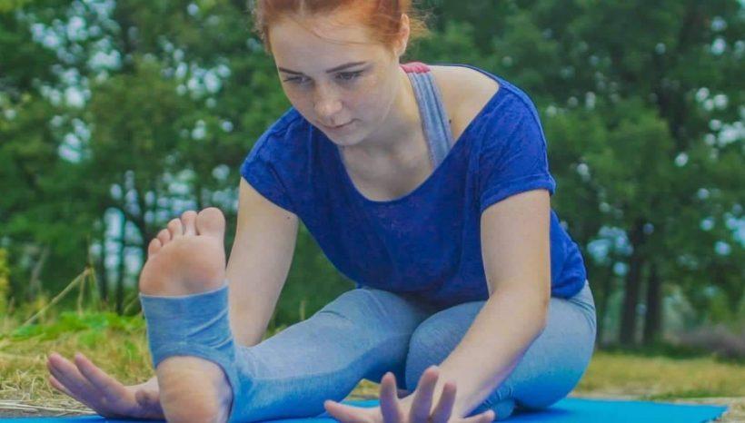 Йога для начинающих с Анной Компаниец