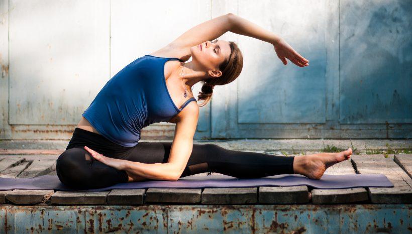 Йога для начинающих с Анной Савченко