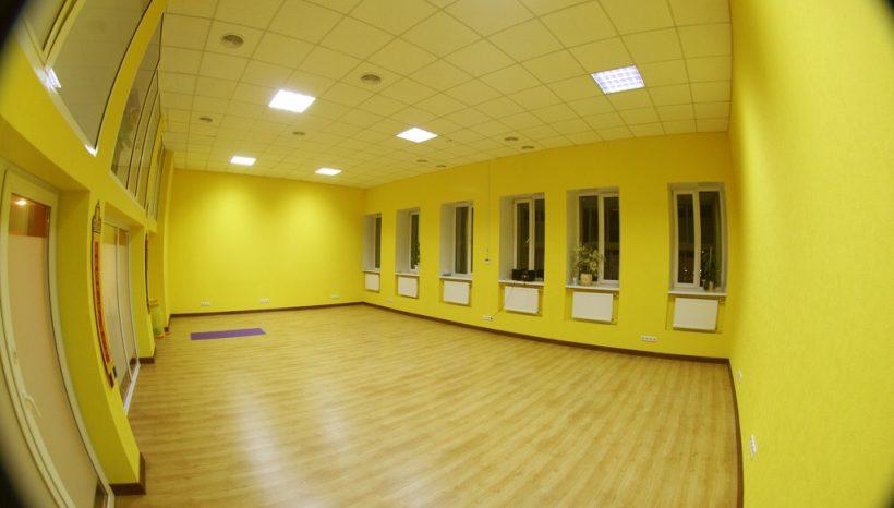 Киевская Йога Студия: зал Sattva