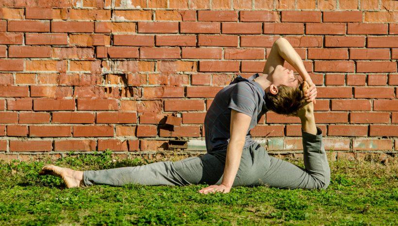 Аштанга йога с Николаем Фадеевым
