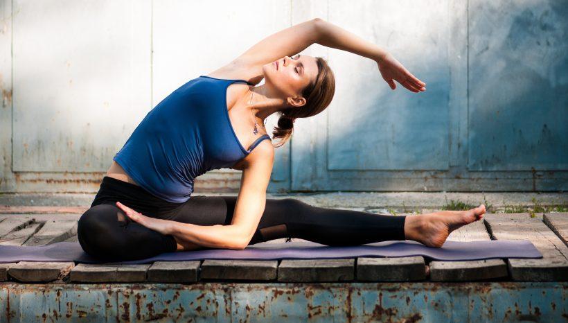 Утренняя йога с Анной Савченко